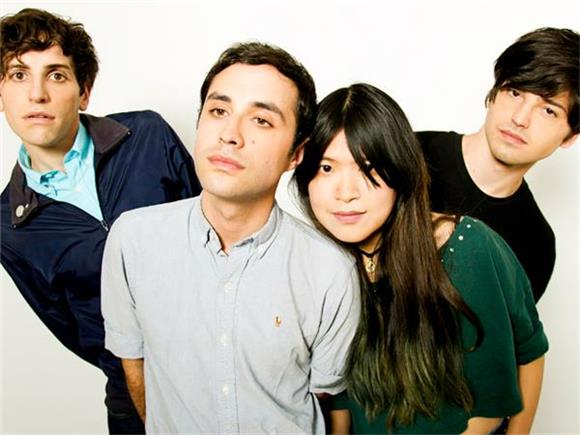 The Pains Of Being Pure At Heart Hide Darkness Under Shimmers