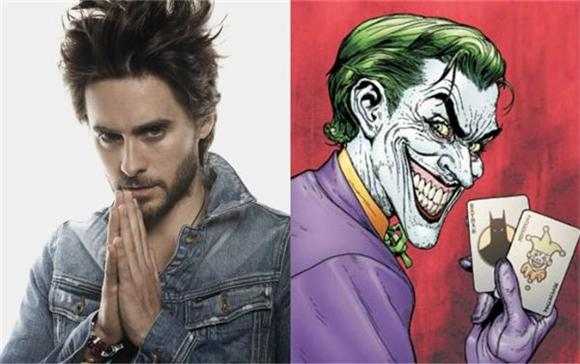 Jared Leto Slated To Play The Joker In DC Based Suicide Squad