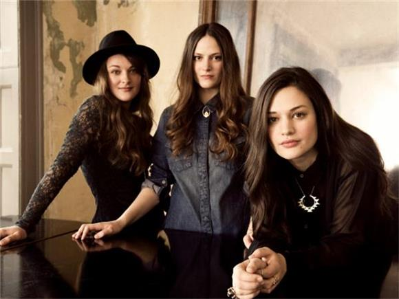 The Staves Share Wintry Video For 'Make It Holy'