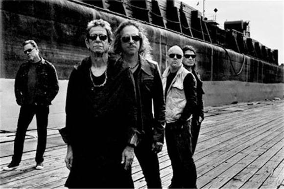 New Music Video: Lou Reed and Metallica