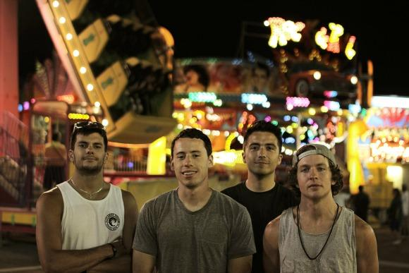 Premiering Diamond Youth 'Cannonball'