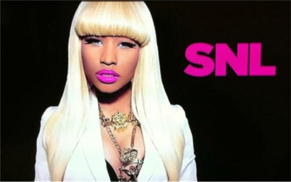 Nicki Minaj Effectively Cohosts Saturday Night Live