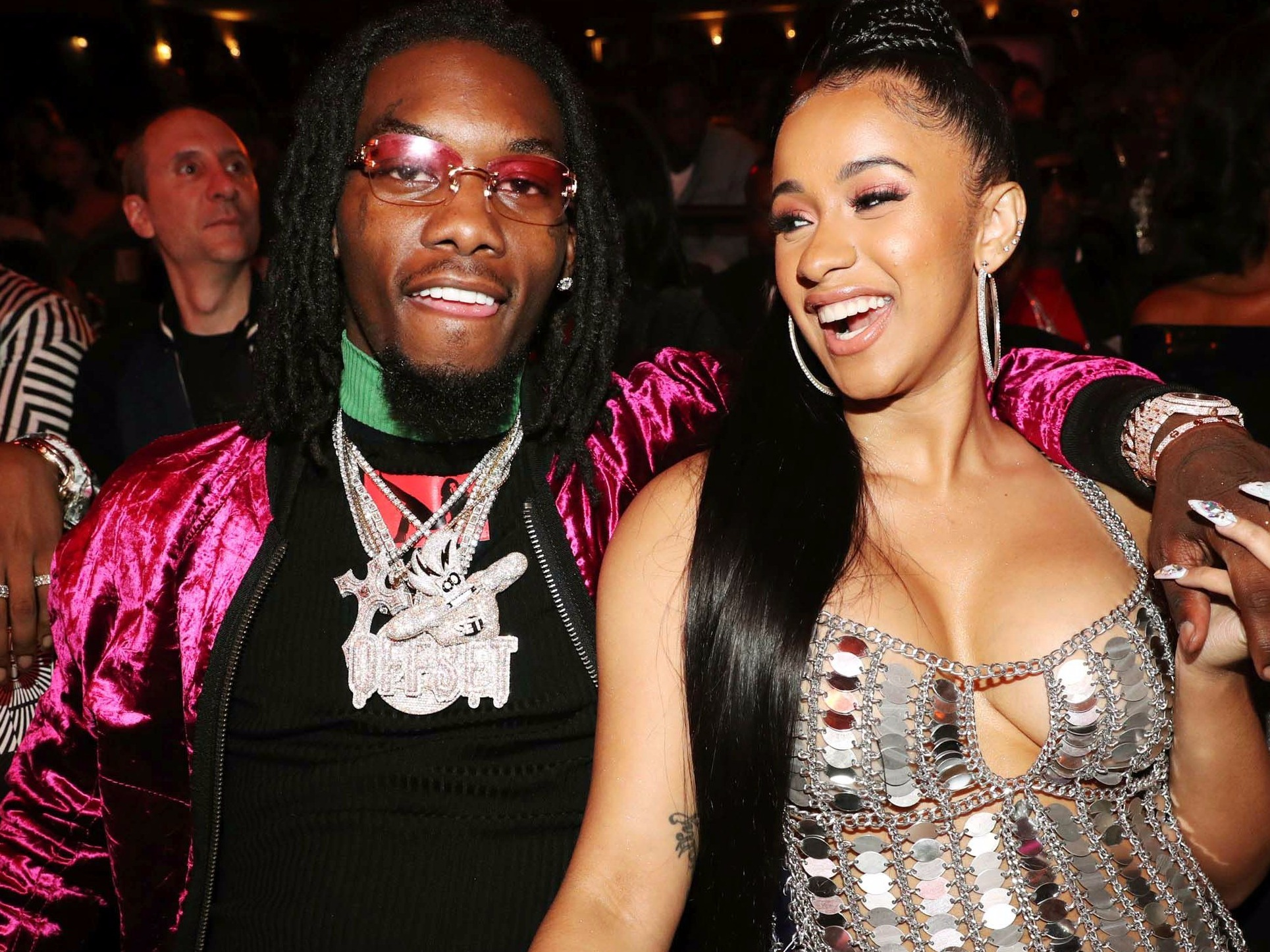 Offset Cardi B Um Yeah Instrumental: Cardi B And Offset Team Up On New Duet Track 'Um Yea