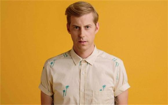Watch: Andrew McMahon In 'Cecilia And The Satellite'