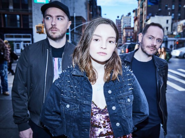 THROWBACK THURSDAY: CHVRCHES at Central Park Summerstage