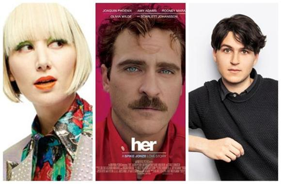 Karen O Re-Recorded 'The Moon Song' from 'Her' with Ezra Koenig