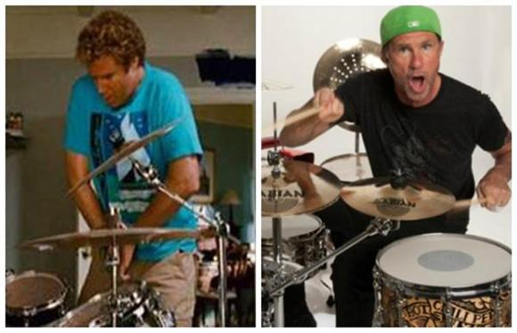 Will Ferrell Has Accepted Chad Smith's Drum Challenge