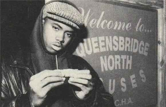 Nas Celebrates 20 Years of 'Illmatic'