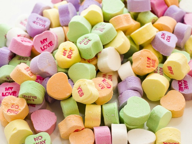 7 Valentine's Day Candies Paired With 7 Songs
