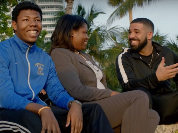 Drake Warms Hearts With Joyous Video For 'God's Plan'