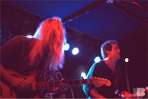 Out And About: Grizfolk And Coin At The Knitting Factory