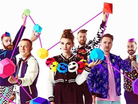 MisterWives is Back with Furious New Single 'Machine'