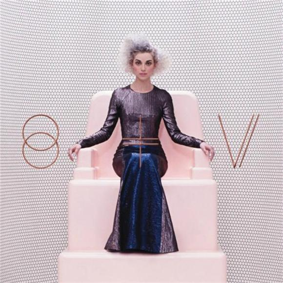 Stream St. Vincent's Poetic Pop Masterpiece
