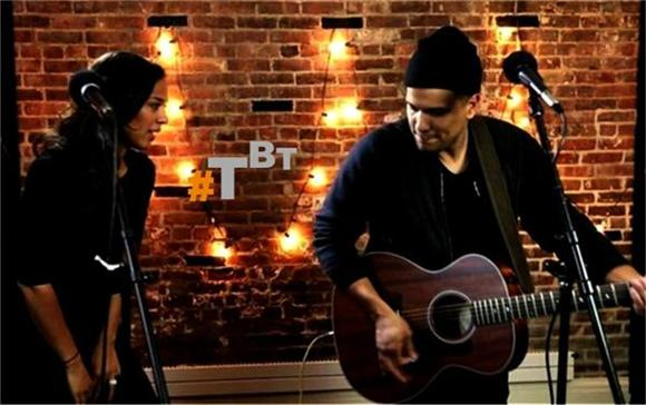 Throwback Thursday: A Dead Kitten Session With Johnnyswim