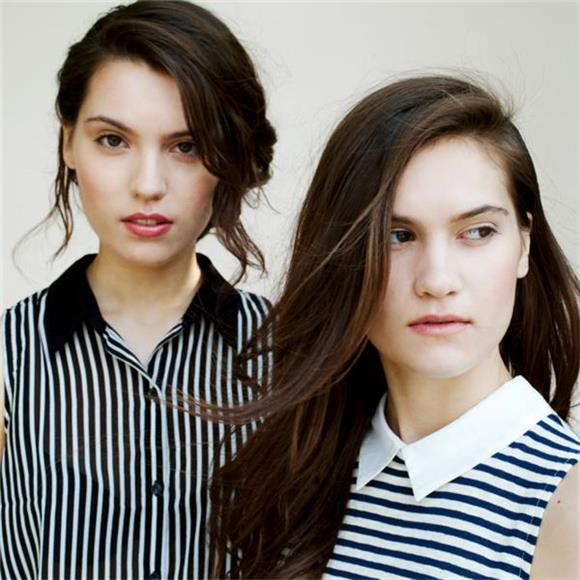 The Baeble Next: The Tranquil Folk Beauty Of Lily and Madeleine