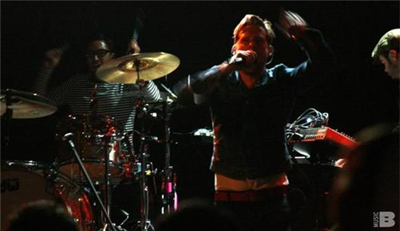 Out and About: Kaiser Chiefs at Music Hall of Williamsburg