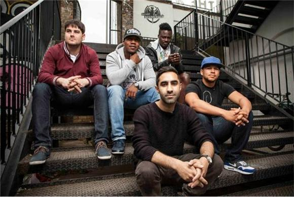 Rudimental Picks Up Best BRIT Single