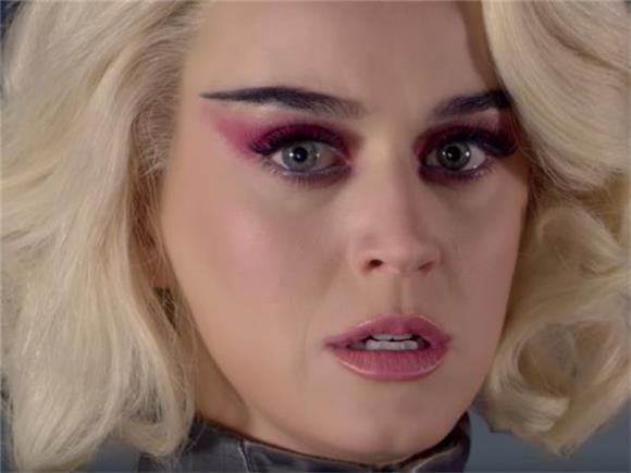 Katy Perry Adds Another Layer of Confusion to 'Chained To The Rhythm'