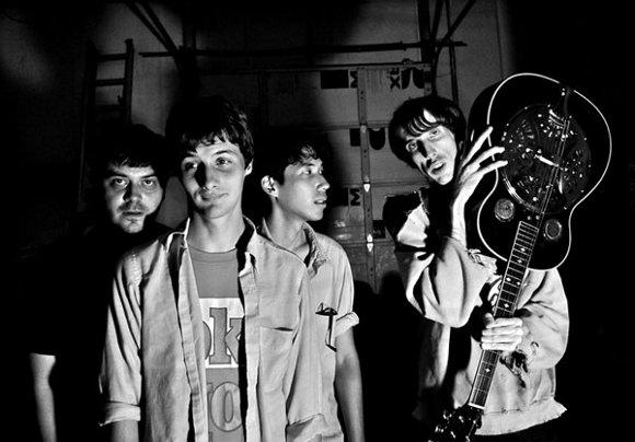 late night: deerhunter