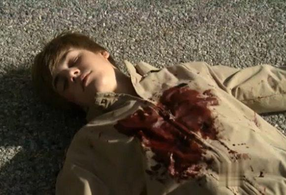 bieber of the day: bieber gets shot