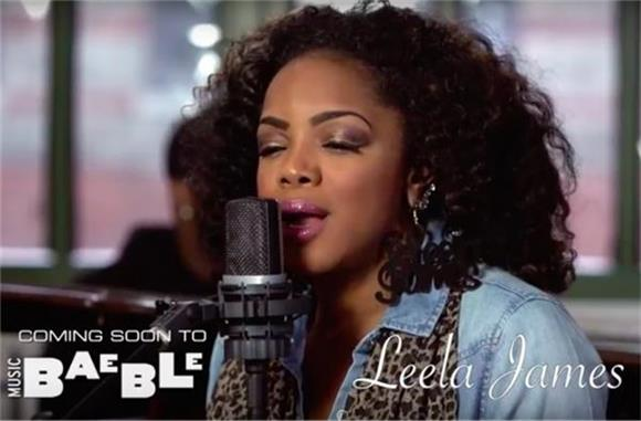 COMING SOON: Things Get Soulful With Leela James