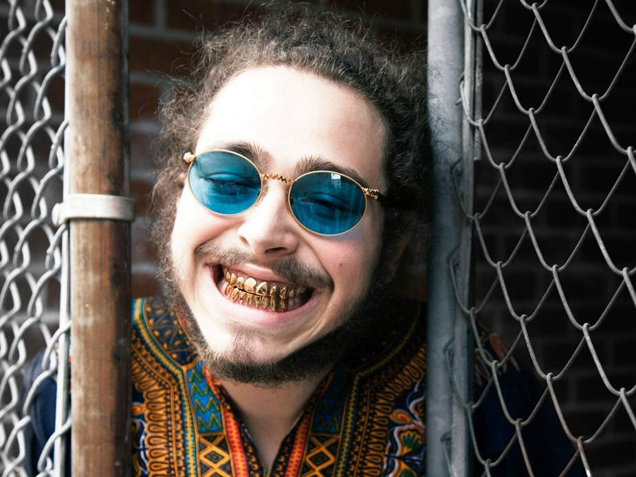Post Malone Isn't Backing Down On New Single 'Psycho'