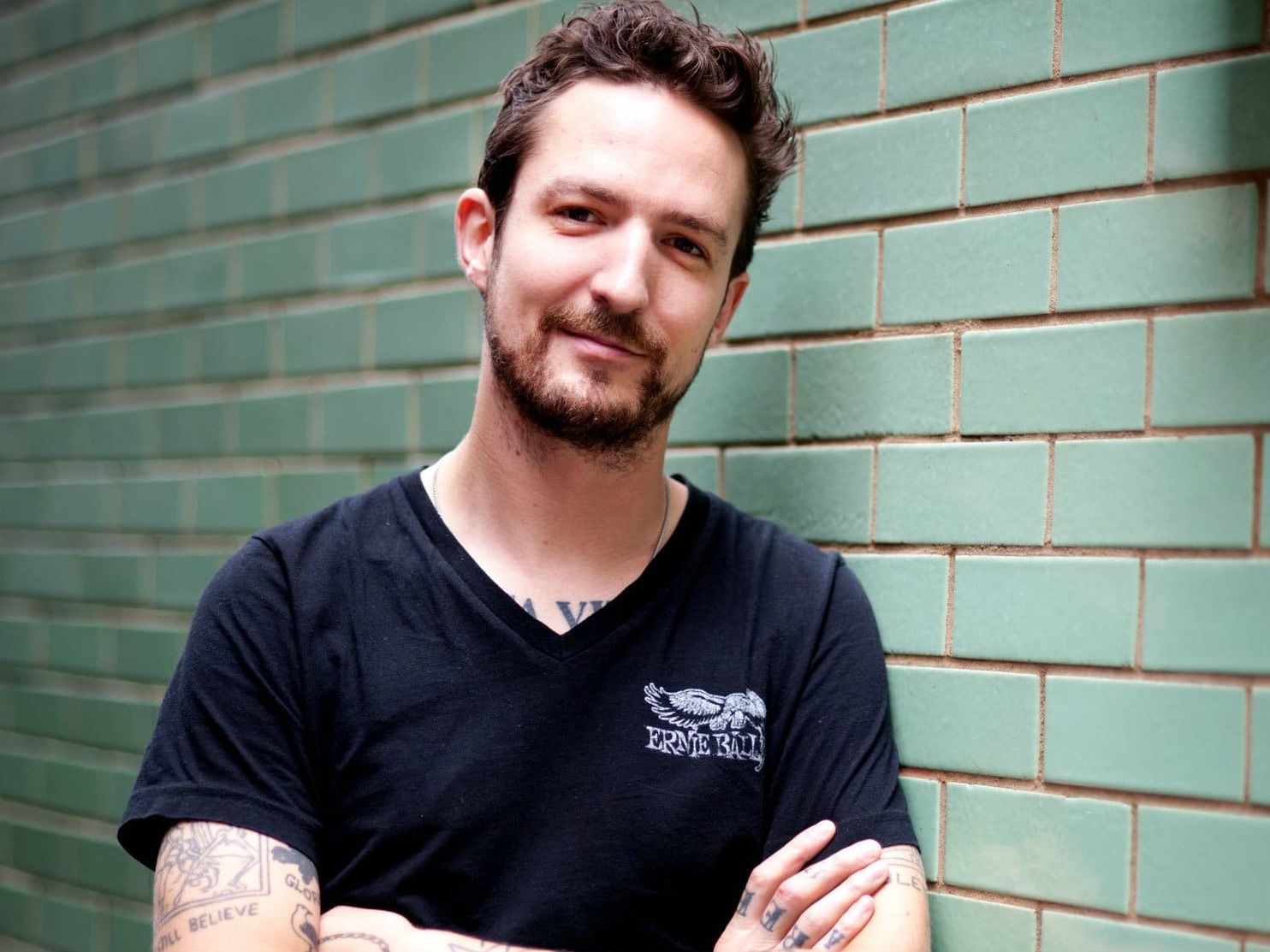 Frank Turner Implores Us To 'Be More Kind'