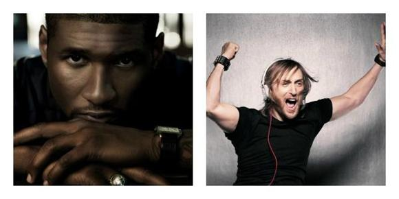David Guetta And Usher's United Nations Push