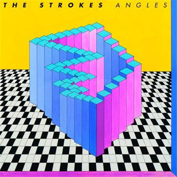 hear clips of the new strokes album