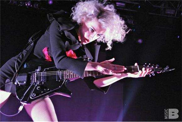 Out And About: St. Vincent at Terminal 5