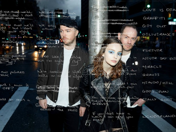 CHVRCHES Get Serious in New Track 'My Enemy' Feat. The National's Matt Berninger