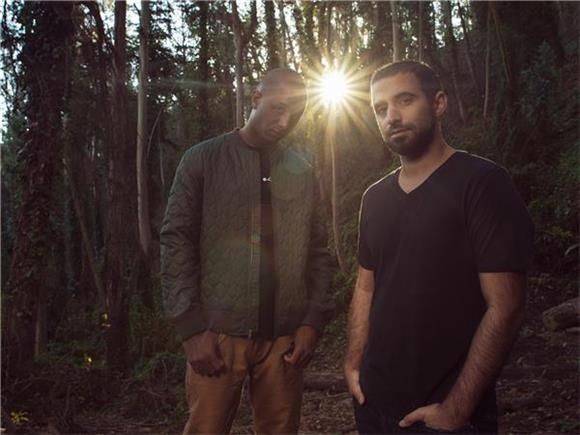 Baeble First Play: Rebelution's Eric Rachmany and Amp Live Find New Life As Unified Highway