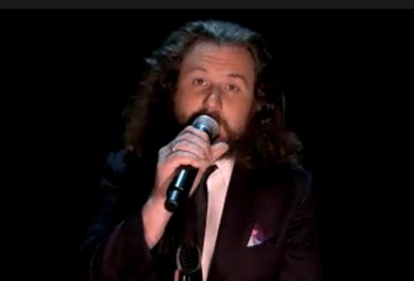 Jim James Plays 'A New Life' in Theatrical Fashion