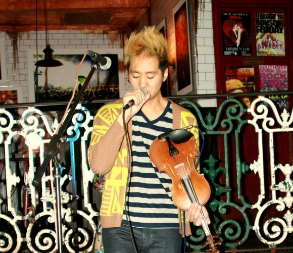 That's A Wrap: Kishi Bashi at Brinkley's on Broome