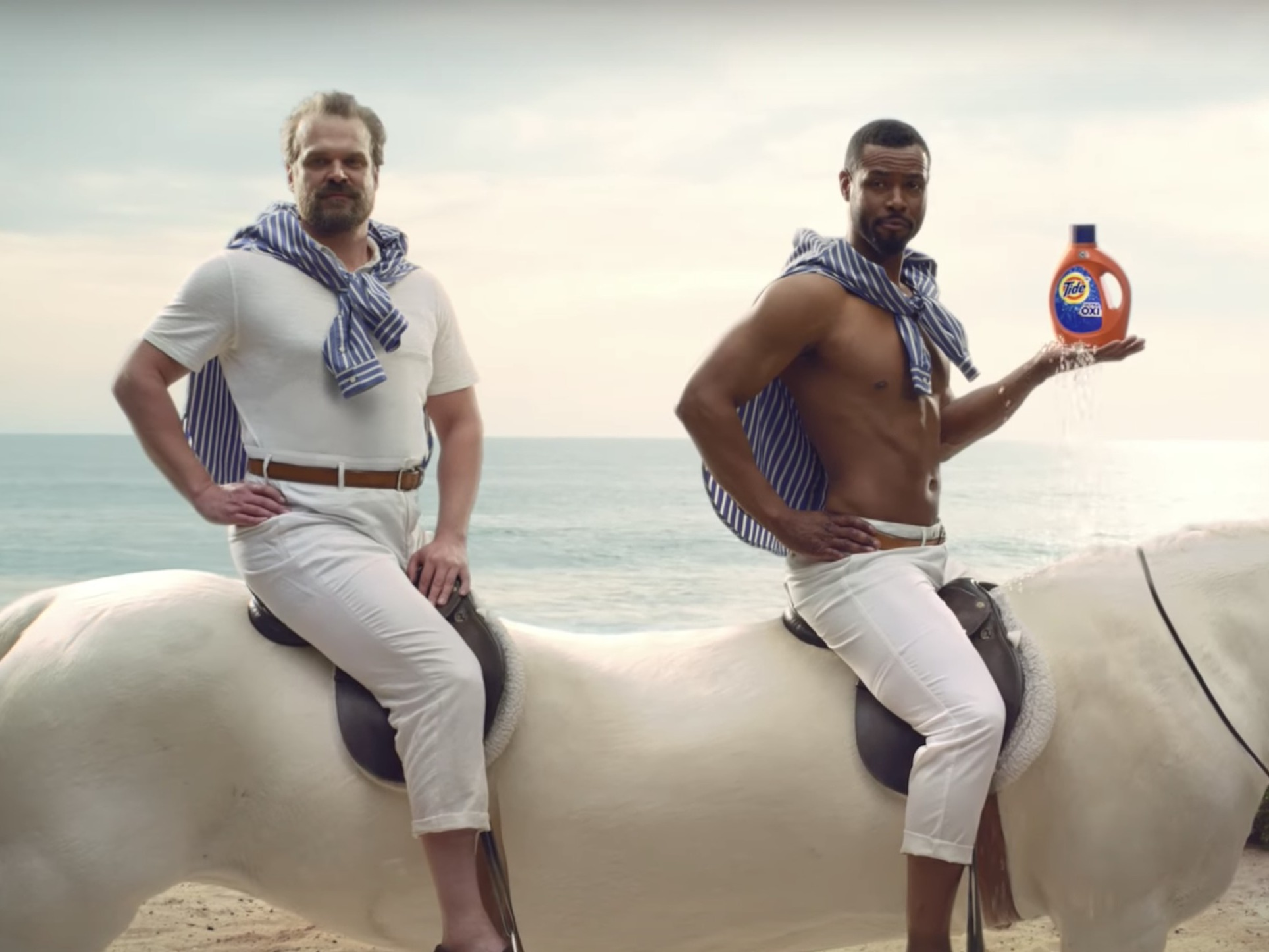 Internet's going gaga over hilarious Doritos Super Bowl ad