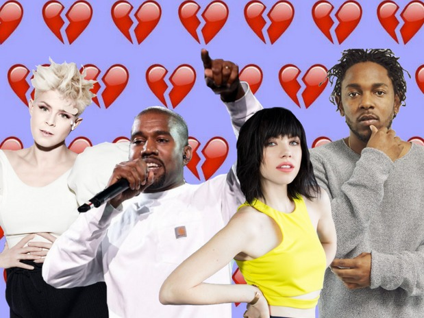 Baeble Staffers Discuss Which Songs Exes Ruined For Them
