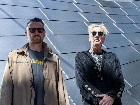 EXCLUSIVE PREMIERE: Front Line Assembly -