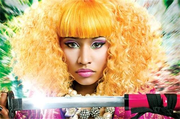 Stream: Nicki Minaj
