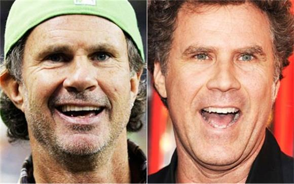 Chad Smith Challenges Will Ferrell to a Drum Battle