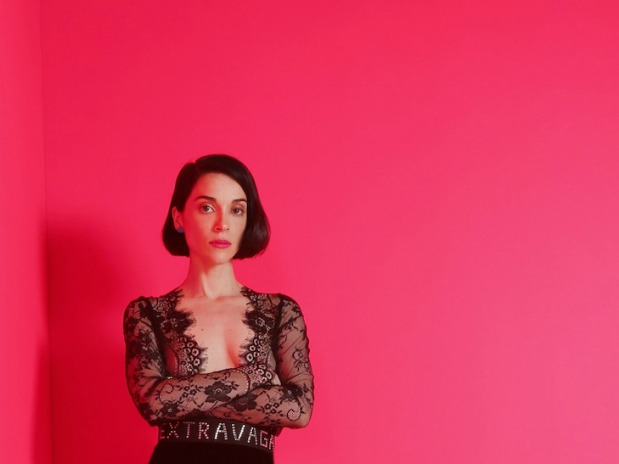 St. Vincent Offers Up a Cover of Rihanna and SZA's 'Consideration' For Our Consideration