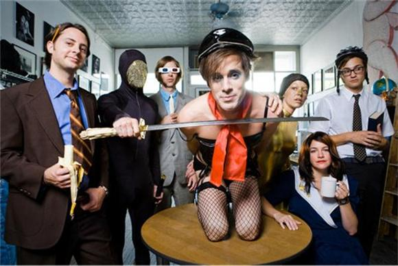 Late Night: of Montreal