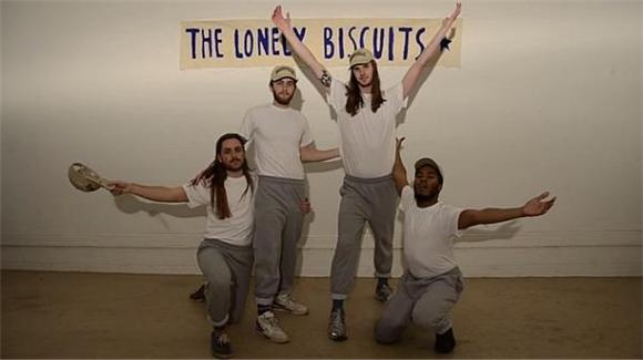 Premiere: The Lonely Biscuits 'Ma'am'