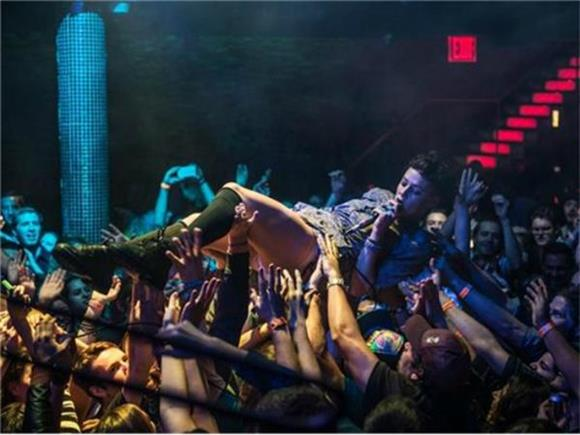 THROWBACK THURSDAY: Rubblebucket at Stage 48