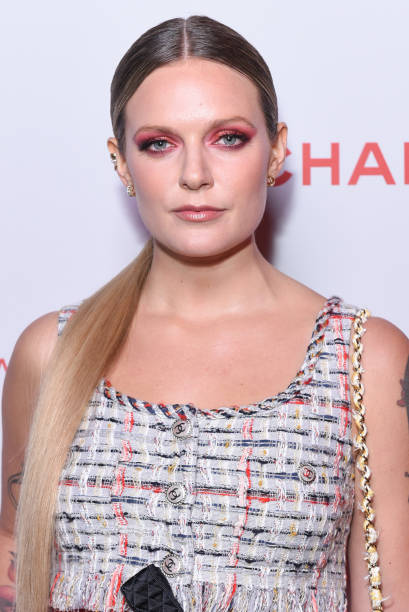 tove lo chanel beauty house launch