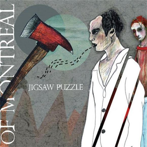 Hear of Montreal's Unsolvable 'Jigsaw Puzzle'