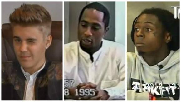 Tupac's Deposition Puts Justin Bieber and Lil Wayne's to Shame