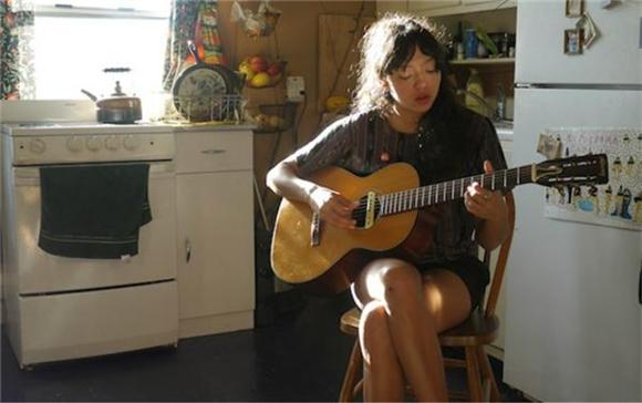 La Luz's Shana Cleveland Introduces Her Solo Project With 'Golden Days'