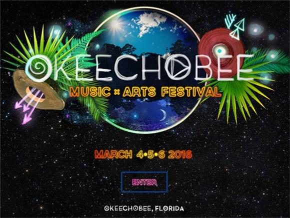 Okeechobee Music And Arts Festival Pt 1: Palm Trees And Growing Pains