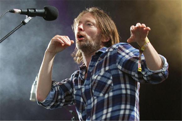 Westboro Baptist Church Protests Radiohead Show