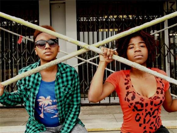 Out and About: THEESatisfaction
